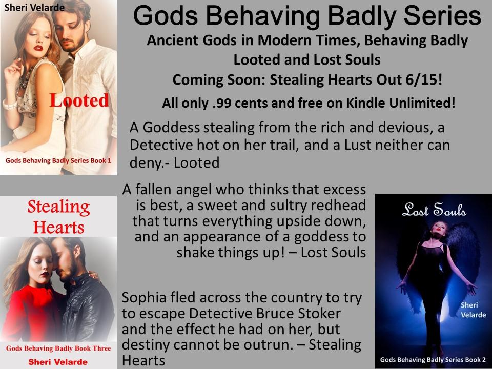 Gods Behaving Badly Series 3