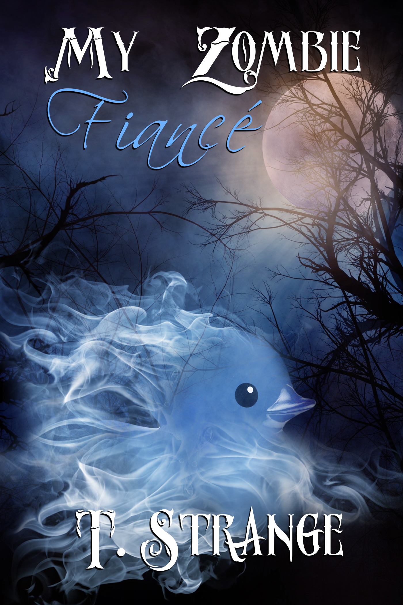 My Zombie Fiancé cover